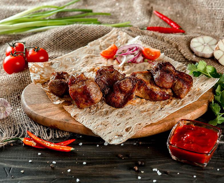 Заказать Шейка свиная с доставкой на дом в Серпухове, Суши-бар ТАЙХЕО
